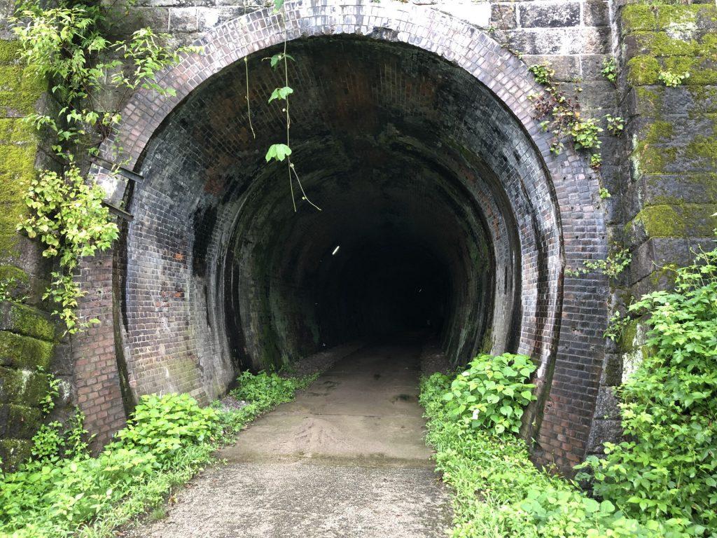 1号隧道入口