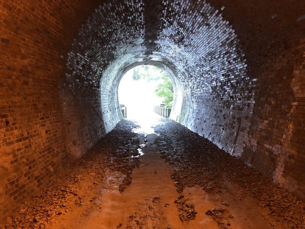 5号隧道出口