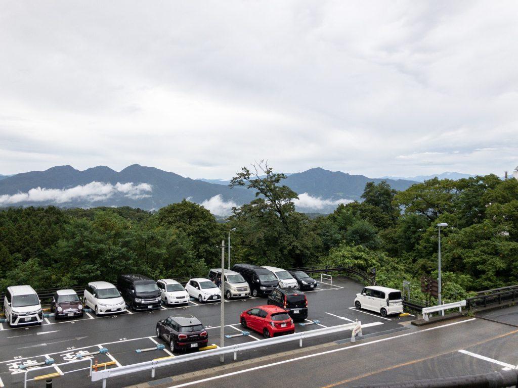 伊香保から山