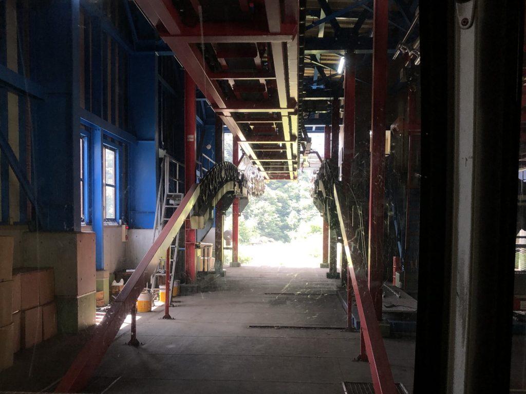 ロープウェイ乗り場