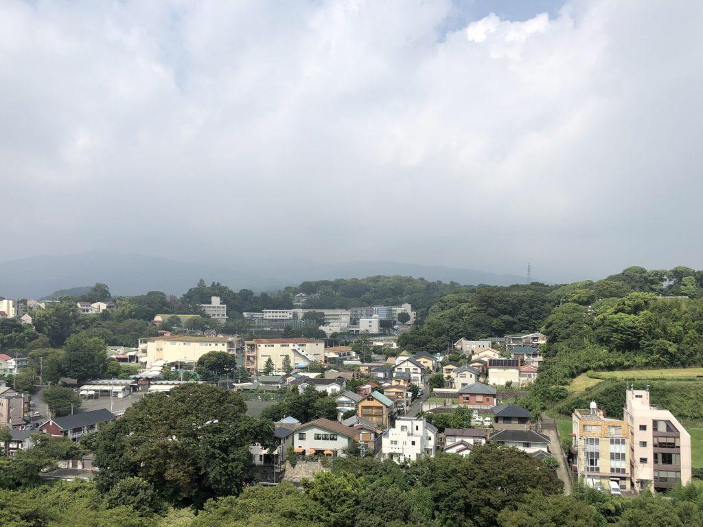 小田原城 展望1