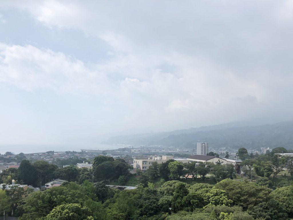 小田原城 展望2