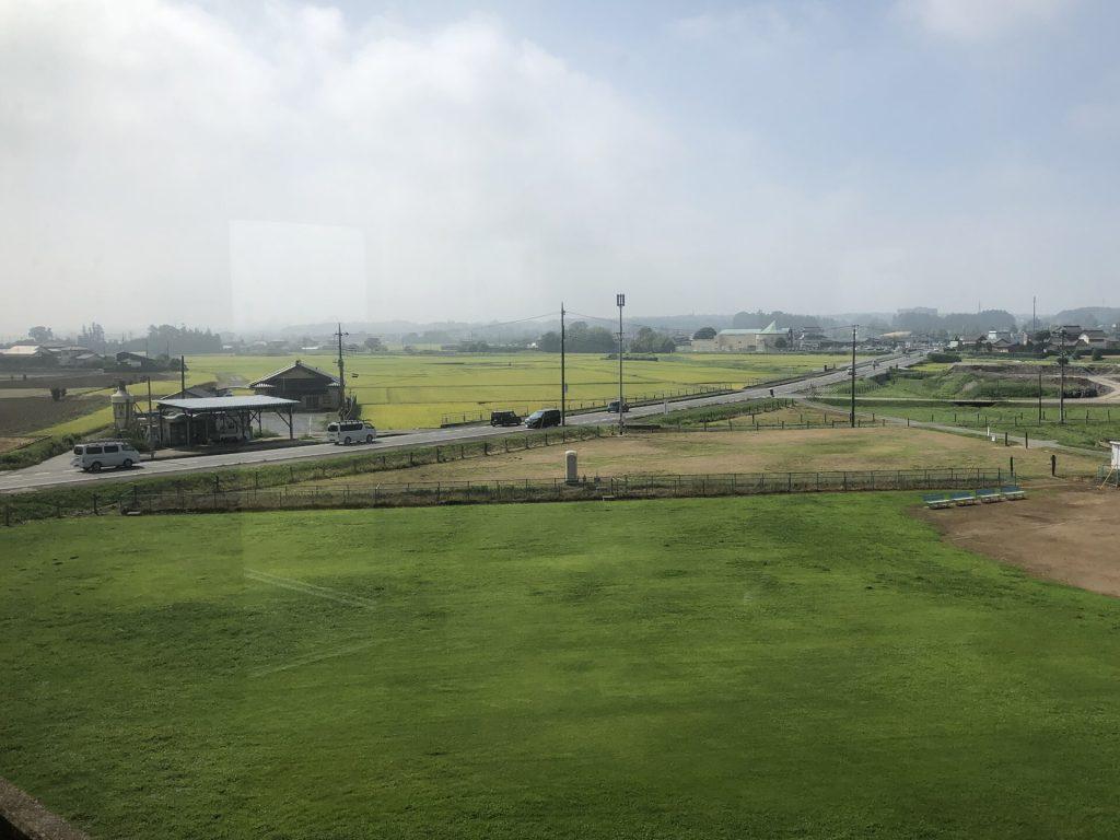 大洗鹿島線 車窓2